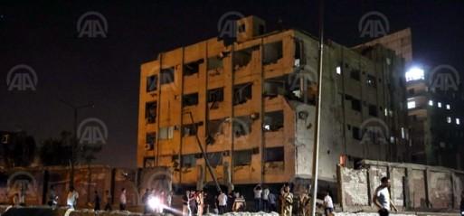 Egypt: Blast rocks Cairo, 6 policemen injured
