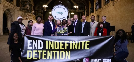 End UK's inhumane and costly indefinite immigration detention policy