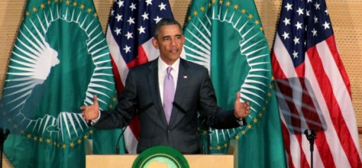 : Obama talks rights, democracy at African Union headquarters