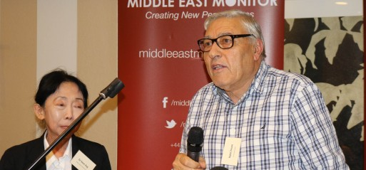 Founder of contemporary Palestinian art wins  Lifetime Achievement Award