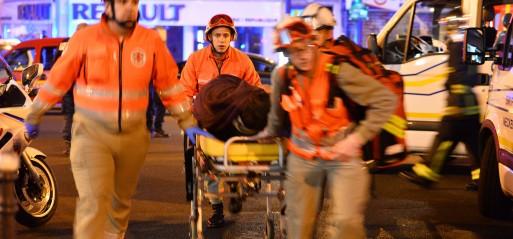 France: Over 100 killed in terrorist attacks in Paris