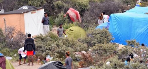 France: French court validates eviction of Calais 'Jungle' camp