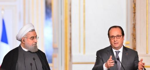 France, Iran sign multi-billion dollar trade deals