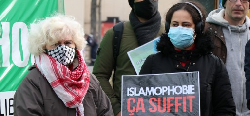 France: Protest in Paris over anti-Muslim draft law