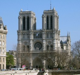 France: Paris police shoot attacker near Notre-Dame Cathedral