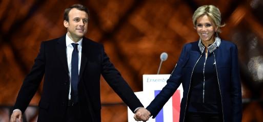 France: Paris Grand Mosque welcomes Macron's election