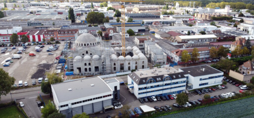 France: Under construction mosque in Strasbourg receives threat letter