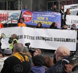 France: Islamophobic attacks on the rise