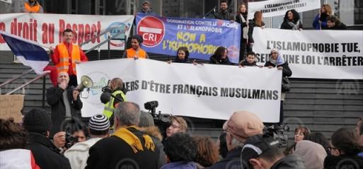 France: Islamophobic attacks on the rise