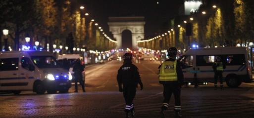 France: Policeman killed in Paris 'terrorist' attack