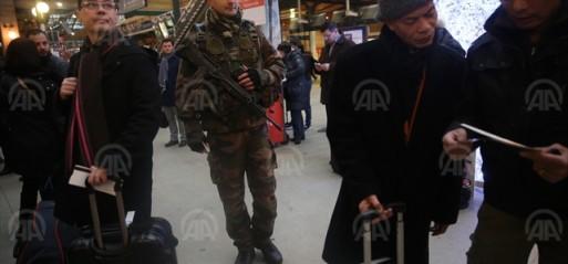 France: Three injured in shooting on Amsterdam-Paris train
