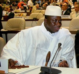Gambia now 'an Islamic state': President Jammeh