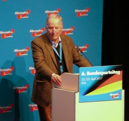 German far-right leader says German minister of Turkish origin should be disposed of