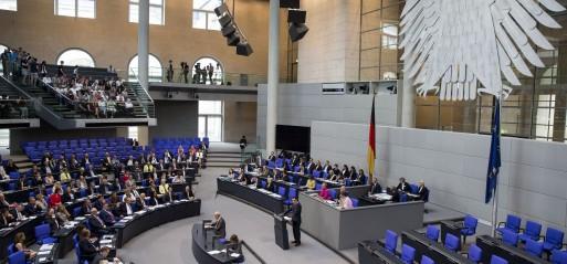 German 'genocide' motion provokes Turkish backlash