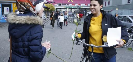 Germany: Muslim woman wearing headscarf attacked in Berlin