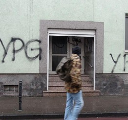 Germany: Mosque in Cologne vandalised
