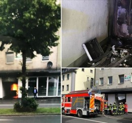 Germany: Muslim group calls probe into mosque fire