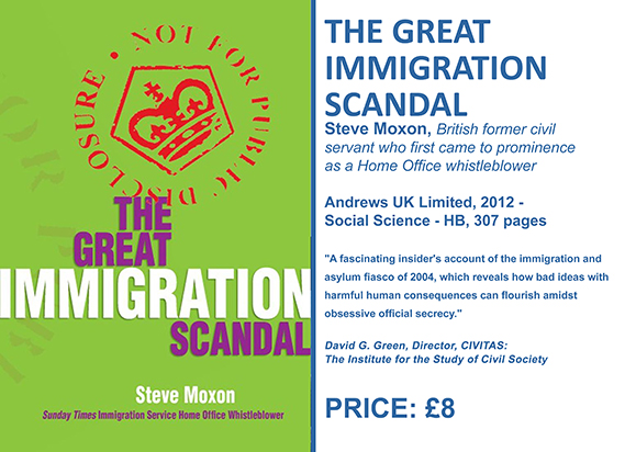 Great Immigration Scandal