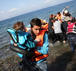 Greece: 34 drowned as boat capsizes in Aegean Sea