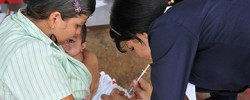 Worldwide increase in Measles cases