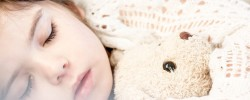 Children sleep through fire alarms