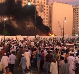 Saudi Arabia rocked by three suicide attacks killing 4