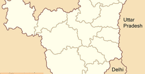 Prayer ban in Haryana state, India