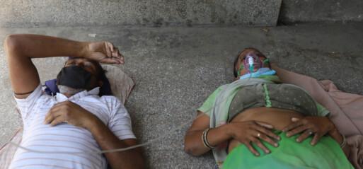 Pakistan offers to help virus-ravaged India