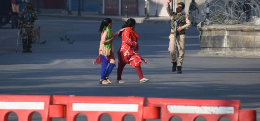UN 'deeply' concerned over India's brutal clampdown of Jammu & Kashmir