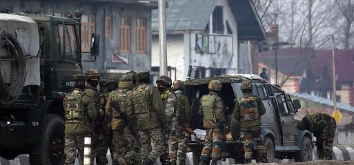 Jammu & Kashmir: 225 Kashmiris, 60 India security killed in 2020