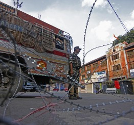 Kashmir in lockdown a military prison, children detained, activists report