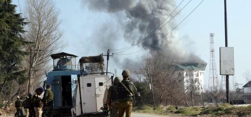 India: Kashmiri independence leader arrested