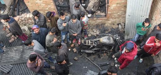 Jammu & Kashmir: 3 militants, including teenager, killed in Kashmir