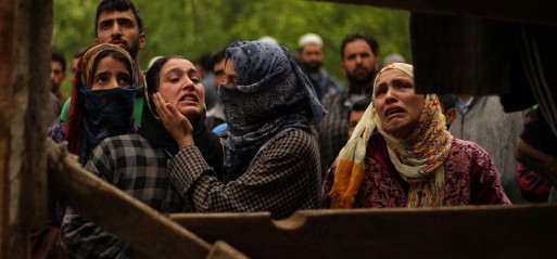 Jammu and Kashmir: 6 civilians killed by Indian soldiers in Jammu and Kashmir