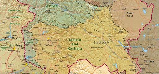 Jammu & Kashmir: Indian troops kill 6 militants, 1 civilian