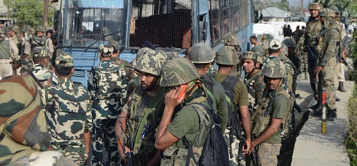 India: Top Kashmir militant killed in fight with Indian forces