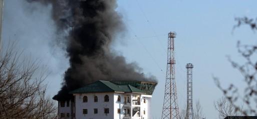 Jammu Kashmir: 5 Indian troops killed as Srinagar standoff enters 2nd day