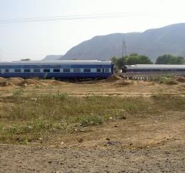 India:  107 dead in north India train derailment