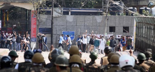 India: 7 killed during protests over citizenship law, which discriminates against Muslims