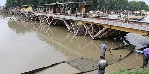 Jammu & Kashmir: Flood fear haunts Kashmir again