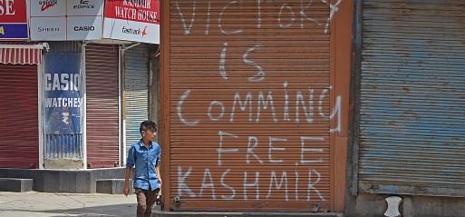 Jammu & Kashmir: Militants storm major police base killing Indian forces