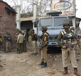 Jammu & Kashmir: Bomb blast kills 4 Indian policemen