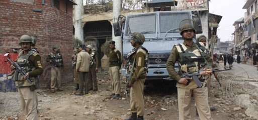 Jammu & Kashmir: Bomb blast kills 4 Indian policemen