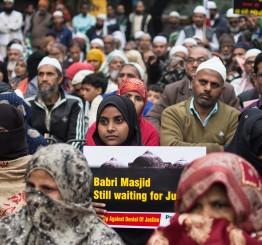 India: Controversial alternate mosque design unveiled in Babri case