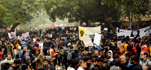 India: Two killed in protests over new anti-Muslim citizenship law