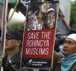 UK: UN urged to press Myanmar over Rohingya crackdown