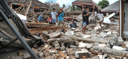 Indonesia: Death toll from quakes rises to 506