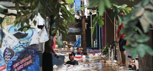 Indonesia: Jakarta flooding kills 60