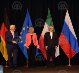 World leaders welcome Iran nuclear deal