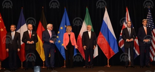 Trump switches sabre-rattling towards Iran